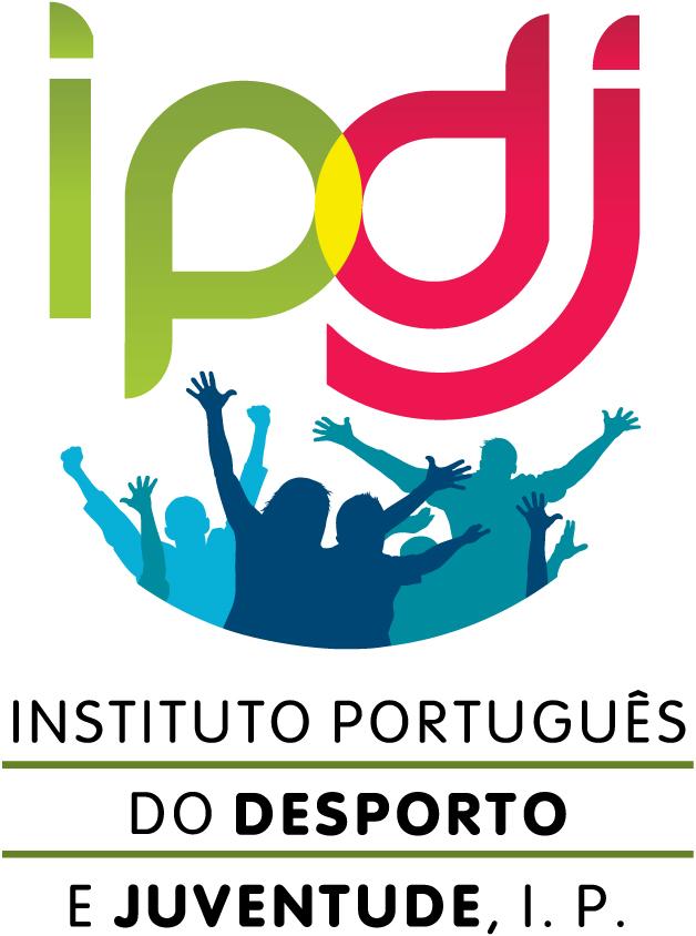 Com o Apoio de Instituto Português do Desporto e Juventude